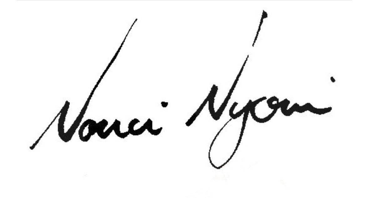 NONCI NYONI